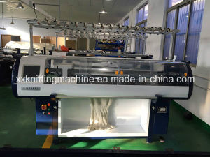 Collar Flat Knitting Loom with Color Monitor