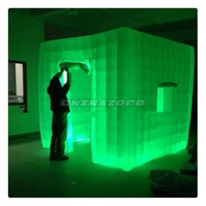 Wonderful Glow Inflatable Photo Booth Party Tent