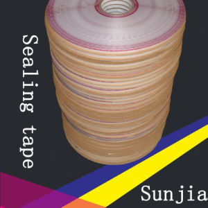 Finger Lift Pressure Sensitive Double Sided Sealing Tape pictures & photos