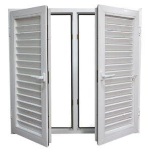Aluminum Louver Shutter Window