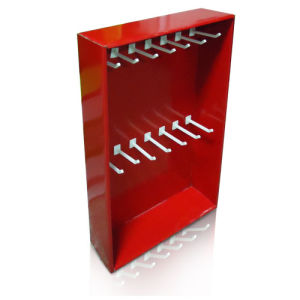 Cardboard Counter Display, Sidekick Display Stands with Hooks pictures & photos
