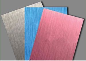 Aluminium Composite Panel for The Exterior Wall Cladding Acm pictures & photos