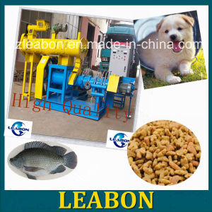 Puffing Floating Fish Food Pellet Machine for Animal /Catifish pictures & photos