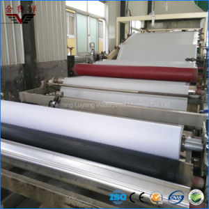 Reinforced PVC Waterproofing Membrane, High Quality Polyester Fiber Fabric Reinforced PVC Waterproof Membrane pictures & photos