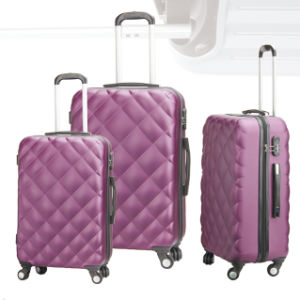 Good Quality ABS Luggage Set (HTAP-2004) pictures & photos