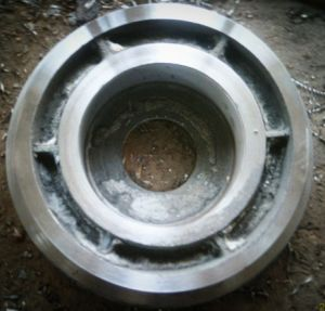 Large Bearing Gravity Casters for Heavy Machinery pictures & photos