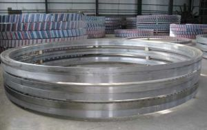 Wind Turbine Tubular Tower Flange pictures & photos