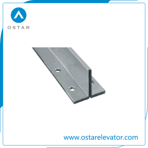 T45, T50 Lift Cold Drawn Guide Rail for Passenger Elevator (OS21) pictures & photos