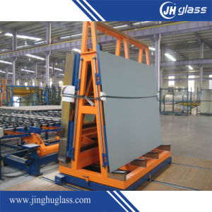 Production Line/Clear Silver Mirror /Copper Free Silver Mirror/ Clear Mirror/ pictures & photos