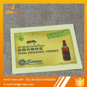 Custom Label Printing Honey Jar Bottle Labels