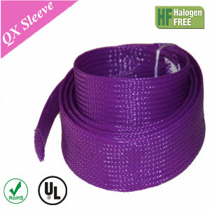 Pet Expandable Braided Fabric Cable Protective Tube pictures & photos
