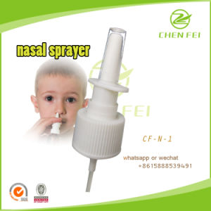 CF-N-1 Medicine Sprayer Treatment Nasal Fine Mist Sprayre pictures & photos