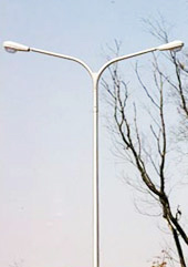 Outdoor Lighting Galvanized Steel Pole pictures & photos