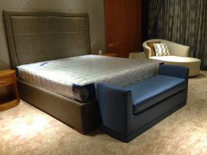 Hotel Bedroom Furniture/Luxury Kingsize Bedroom Furniture/Standard Hotel Kingsize Bedroom Suite/Kingsize Hospitality Guest Room Furniture (NCHB-095133103) pictures & photos
