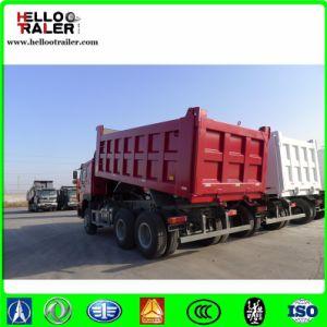 HOWO 30ton 6X4 Heavy Duty Dump Truck/ 25m3 Heavy Dumper Trucks pictures & photos