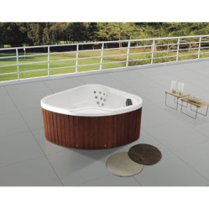 1.6 Meter Outdoor SPA Jacuzzi Hot Tub for 4 Persons (M-3344) pictures & photos