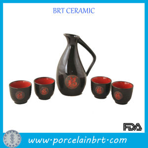 Chinese Porcelain Sake Gift Set pictures & photos