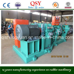 Two Roll Mill/Open Rubber Mixing Mill/Rubber Sheet Production Line pictures & photos