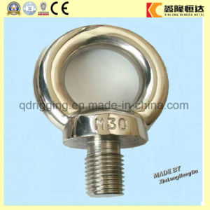 High Quality Carbon Steel Eye Nut Bolt and Screw pictures & photos