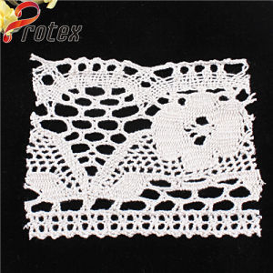 2015 New Design Flower Knitted Lace Trimming pictures & photos