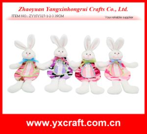 Easter Decoration (ZY15Y342-1-2-3) Easter Fabric Decoration Art Craft pictures & photos