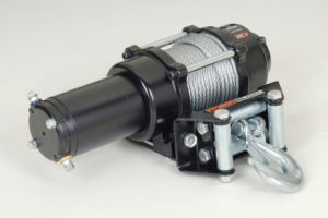 ATV Electric Winch with 3500lb Pulling Capacity (Top-grade Model) pictures & photos