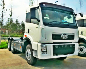 Heavy truck, 80 Tons FAW 6X4 Tractor Truck, container truck pictures & photos