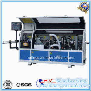 Woodworking PVC Edge Banding Machine with Pre-Milling and Slotting (MFB-06D)