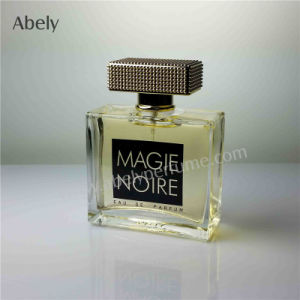 White Opal Glass Perfume Bottle with Polishing pictures & photos