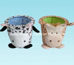 Plush/Stuffed Easter Dustbin Cover pictures & photos