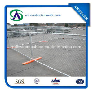 20 Years Manufacturer of Galvanized Chain Link Fence pictures & photos
