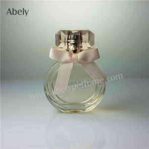 Sweet Designer Perfume Bottles with Bowknot pictures & photos