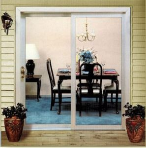 Tempered Laminated Glass Door pictures & photos