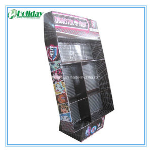 Corrugated Paper Cardboard Display Shelf (HYP-8012)