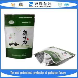 Manufacturers of Aluminum Standing Plastic Bags pictures & photos