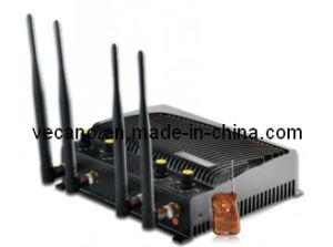 Remote Control GPS WiFi Jammer