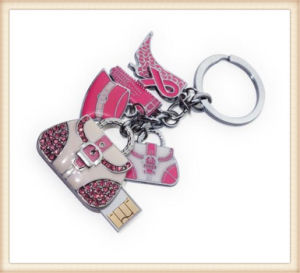 Bag Shape USB Pen Drive Keychain Gadget USB Flash Drive (ED013) pictures & photos