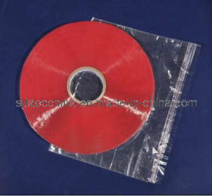 Self-Adhesive Tape Crystal Clear Cello Bags (SJ-OPPR05) pictures & photos