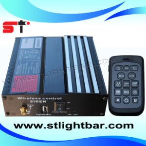 300W DC12V 2-Ways Vehicle Electronic Siren (WSI300B)