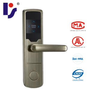 RF/Mifare 1 Card Smart Hotel Lock (RX1008E-GB)