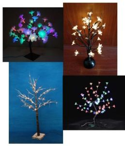 LED Chain Tree Lights