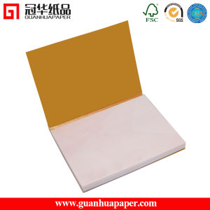 Eco Notepad Office and School Writing Pad with Cover pictures & photos