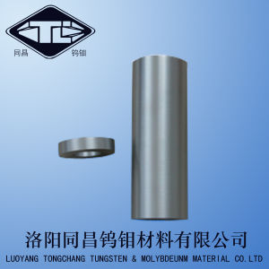 High Density Pure Forged Tungsten Tube 99.95% pictures & photos
