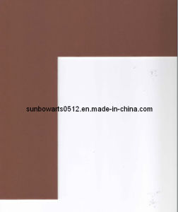 Mat Board (KS0869) Tanbark Color Acid Free Mat Board for Picture Frame and Mirror Frame