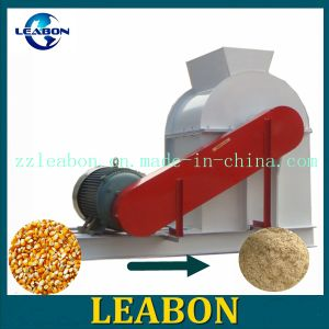 Leabon High Quality 3-4t/H Small Corn Hammer Mill Crusher for Sale pictures & photos