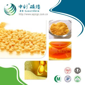 Transparent Soy Lecithin Liquid (PCR NOT DETECTED) pictures & photos