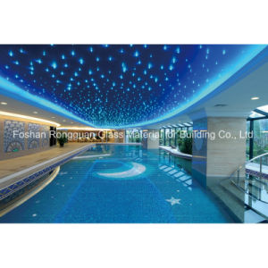 Swmming Pool Construct Material Glass Mosaic Design pictures & photos