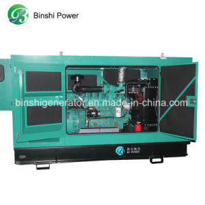 500kw Silent Type Cummins Diesel Generator with Ce, ISO, SGS pictures & photos
