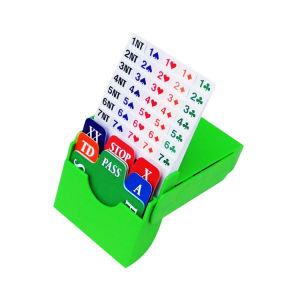 Plastic Replacing Cards for Contract Bridge and Duplicate Bridge pictures & photos
