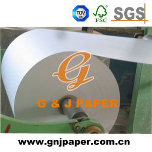 Uncoated Painting and Drawing Paper in Roll Wrapping pictures & photos